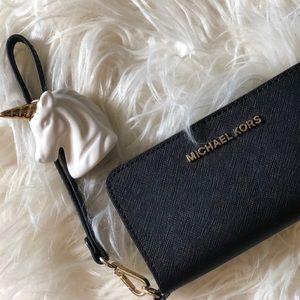 MICHAEL  Kors' sleek phone case